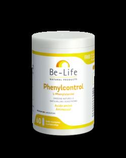 Be-Life Phenylcontrol 60 zuurbestendige capsules