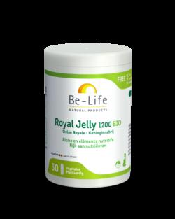 Be-Life Royal Jelly 1200 BIO 30 plantaardige capsules