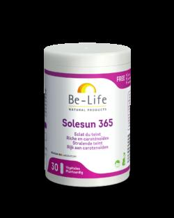 Be-Life Solesun 365 30 plantaardige capsules