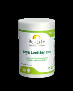 Be-Life Soya Lecithin 1200 60 capsules