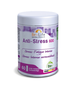 Be-Life Anti Stress 600 60 zuurbestendige capsules