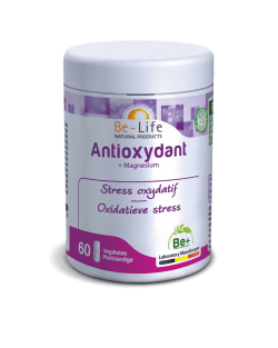 Be-Life Antioxydant BIO 60 plantaardige capsules