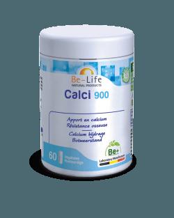 Be-Life Calci 900 60 plantaardige capsules