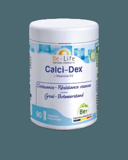 Be-Life Calci-Dex 90 plantaardige capsules