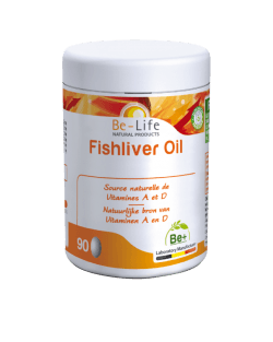 Be-Life Fishliver Oil 180 capsules