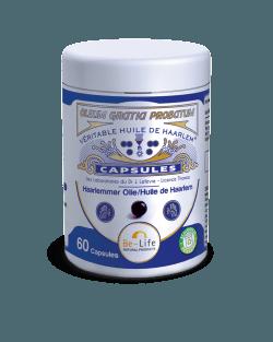 Be-Life Haarlemmerolie Original 60 capsules