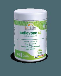Be-Life Isoflavone 60 BIO 60 plantaardige capsules