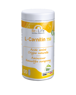 Be-Life L-Carnitin 750 120 tabletten