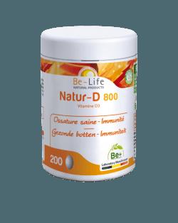 Be-Life Natur-D 800 200 capsules
