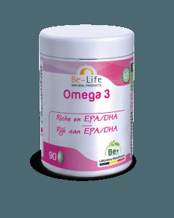 Be-Life Omega 3 500 180 capsules