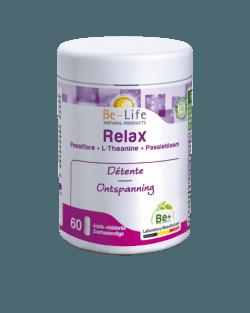 Be-Life Relax BIO 60 zuurbestendige capsules