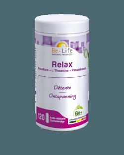 Be-Life Relax BIO 120 zuurbestendige capsules