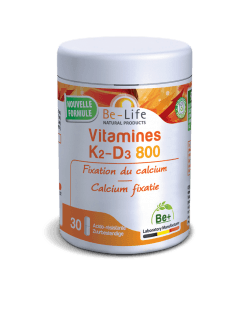 Be-Life Vitamines K2  – D3