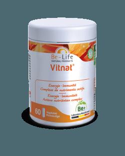 Be-Life Vitnat BIO 60 plantaardige capsules