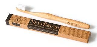 Natuurlijke tandpasta bamboe tandenborstel