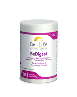 Be-Life BeDigest + Guarana 60 capsules
