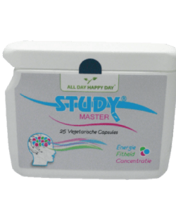 Study Master – 25 Vcaps
