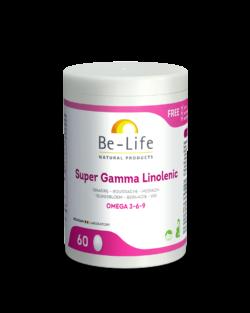 Omega 3,6,9 Super Gamma Linolenic | Be-Life 60 caps