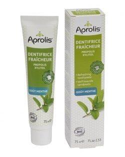Aprolis verfrissende tandpasta met Munt
