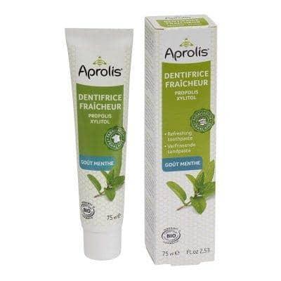 tandpasta Aprolis verfrissend