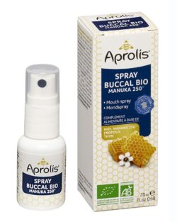 Aprolis Manuka mondspray BIO – 20ml