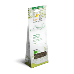 Aromaflor OREGANO SPANJE – blad BIO 40 g.