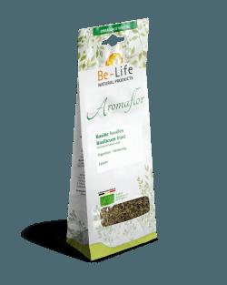 Aromaflor Basilicum – gekneusd blad BIO 50 gram