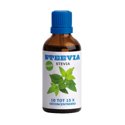 Steevia (Stevia) druppels puur