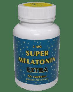 Extra Melatonin 3 mg