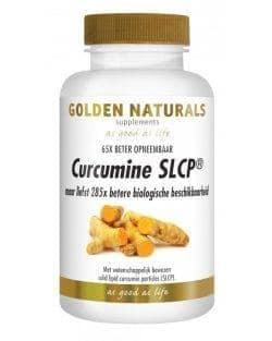 Golden Naturals Curcumine SLCP® (60 vega caps)