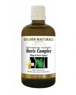 Golden Naturals Iberis Complex Maag & Darm Support (100 ml)