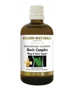 Golden Naturals Iberis Complex Maag & Darm Support (50 ml)