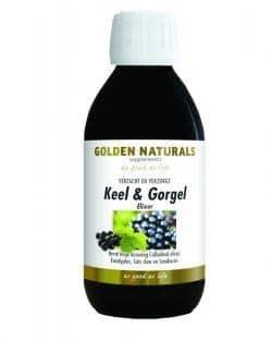 Golden Naturals Keel & Gorgel Elixer (250 ml)