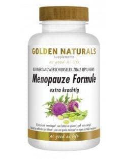 Golden Naturals Menopauze Formule extra krachtig (180 caps.)