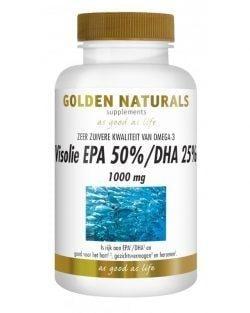 Golden Naturals Visolie EPA50% DHA25% (60 caps.)