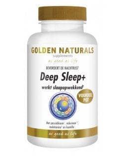 Golden Naturals Deep Sleep+ (180 caps.)