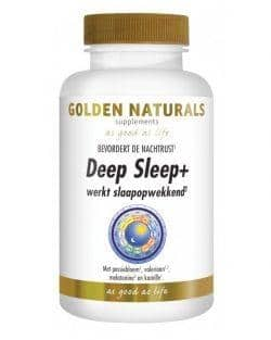 Golden Naturals Deep Sleep+ (60 caps.)