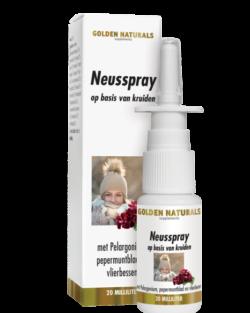 Golden Naturals Neusspray (20 ml)