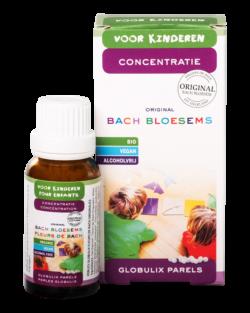 Bach bloesem parels voor kinderen Concentratie