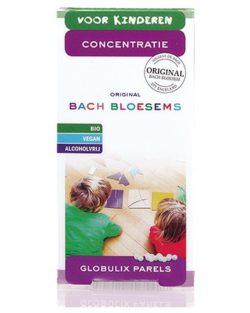 Bachbloesems parels voor kinderen Concentratie