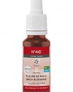 Bach bloesem melange No46 Woede – 20 ml
