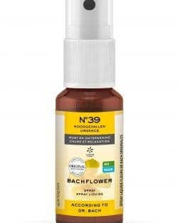 N°39 EMERGENCY® Dr. Bach Spray DAG BIO | VEGAN – 20ml