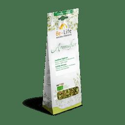Aromaflor LICHTE BENEN – kruidenthee BIO 75 gram