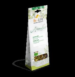 Aromaflor PLATTE BUIK – kruidenthee BIO