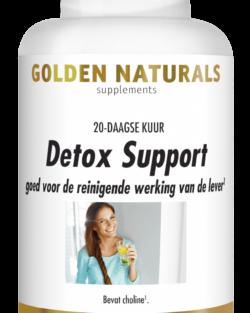 Golden Naturals Detox Support 60 V-caps