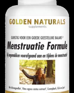 Golden Naturals Menstruatie Formule 60 capsules