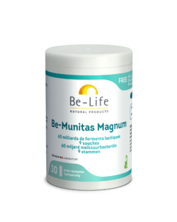 Be-Munitas Magnum – 30 zuurbestendige capsules