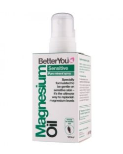 Magnesium Oil Sensitive Spray 100 ml