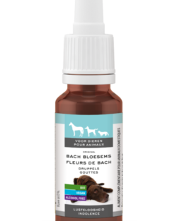 Bach bloesems DIER – LUSTELOOSHEID- 20ml