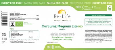 Curcuma Magnum Be-Life